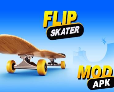 Flip Skater Mod Apk
