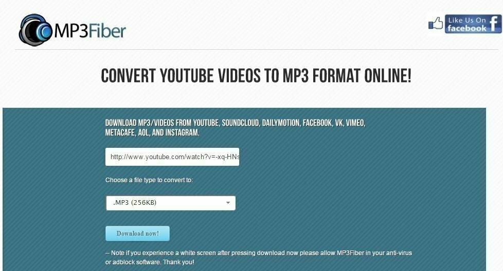 Top 6 MP3Fiber Alternatives for Download Mp3 [2019] - Genius Techi
